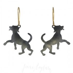 Unique artisan handcrafted Dog jewelry | Jenne Rayburn