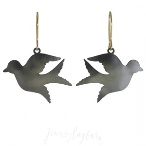 Unique artesan handcrafted dove jewelry | Jenne Rayburn
