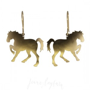 Unique artesan handcrafted Horse jewelry | Jenne Rayburn