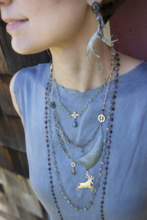 Animal Jewelry - Ark Collection - Jenne Rayburn