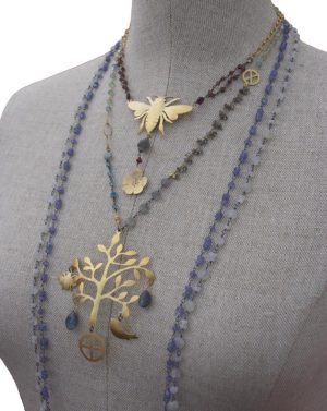 Jenne Rayburn Handcrafted Designer Jewelry | Past Works