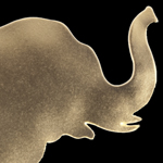Ark Collection-Elephant-Gold-Charm