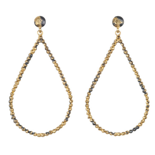 Jenne Rayburn | Diamond Cut Teardrop Earrings