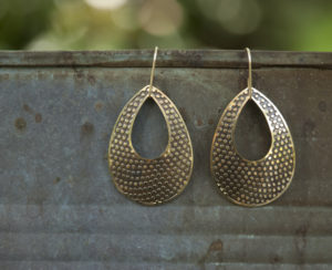 gold-earrings-handcrafted-etsy-jenne rayburn