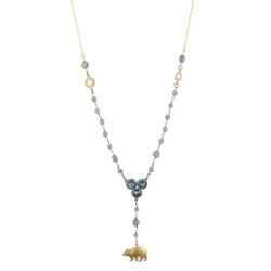 Jenne Rayburn | Golden Bear Necklace