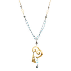 Jenne Rayburn | Golden Koi Necklace