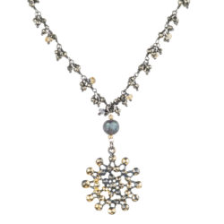 Jenne Rayburn | Faceted Starburst Pendant Necklace