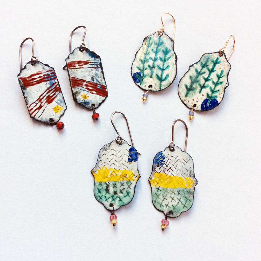 painted-craft-art jewelry-jenne rayburn