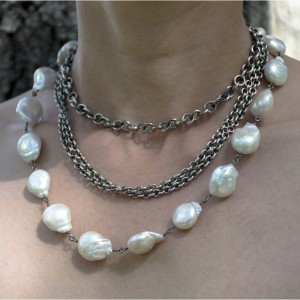 pearls-modern-necklace-chain-jenne rayburn