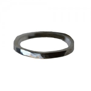 ring-hammered-silver