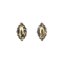 Jenne Rayburn | Diamond Cut Marquis Post Earrings