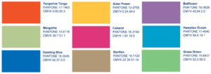 Pantone Spring 2012 Warm Color Trends - Perfect for Warm Skin Tones